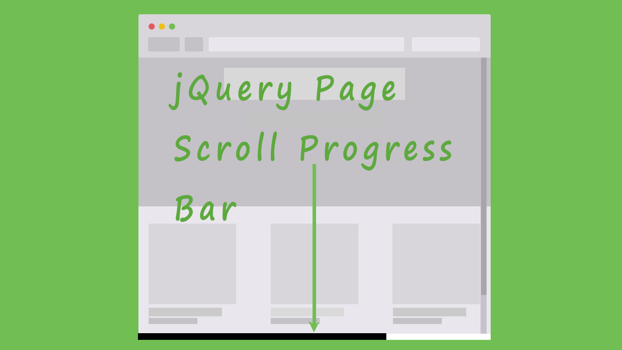 Dynamic drive javascripts jquery page scroll progress bar - Jquery scroll to div ...
